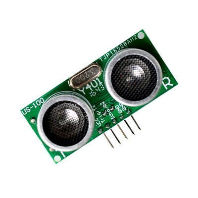 1pcs Us-100 Ultrasonic Transducer Moudle Distance Sensor