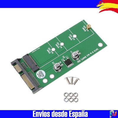 Adaptador M.2 NGFF (SATA) SSD a SATA 3 Para 2230 2242 2260...