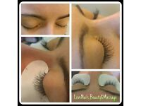 EYELASH EXTENSION ( Individual 0r Cluster, Semi-permanent )