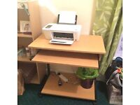 Computer Desk For Sale - Collection Only BT5