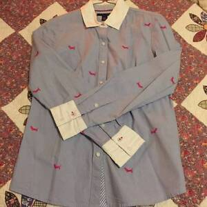 Genuine Tommy Hilfiger As new Ladies' Shirt Top Blouse Hornsby Hornsby Area Preview