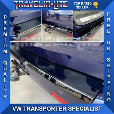 VW T5 Gloss Black Bumper Protector Great Quality ABS Plastic Transporter 03-12