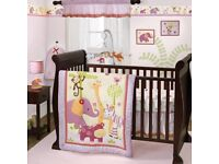 Lambs & Ivy Bedtime Originals Lil' Friends Bedding Set (Pack of 3 Pieces)
