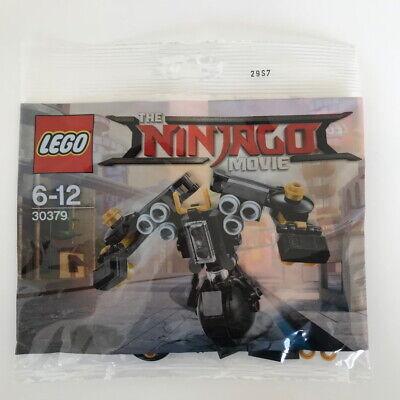 Lego 30379 The Ninjago Movie Quake Mech polybag BNIB NEW SEALED