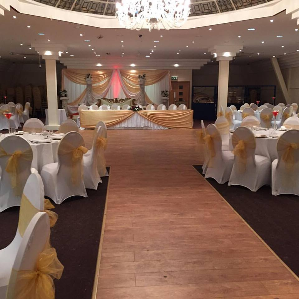 Venue Hall Hire Up To 1000 Seat East London Central Catering And Decor Wedding