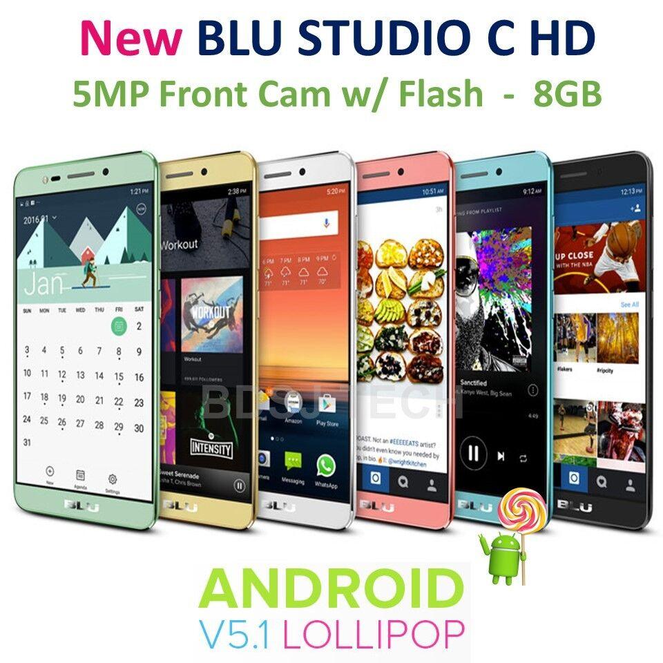 $72.99 - BLU Studio C HD 5.0