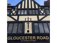 Sous Chef Position Available - Gloucester Road Ale House & Kitchen