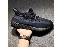 Adidas Yeezy Boost 350V2 Black Real Boost Core Bred uk 3~12
