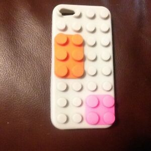 iPhone 5/5s Flexible Silicon Protective Case with Bumpers around