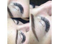 Eyelash extensions Dagenham