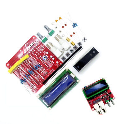 1set Diy Kits Dds Function Signal Generator Module Sine Triangle Square Wave