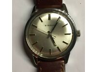 Beautiful Gents Vintage Gents Eterna Hand-Winding, fully serviced