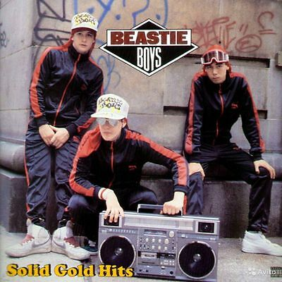Beastie Boys SOLID GOLD HITS Best Essential Collection GATEFOLD New Vinyl 2