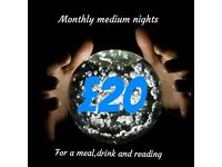 medium night with a meal and a drink the full moon dudley