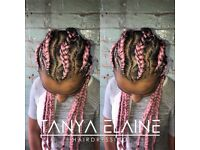 Festival Braids for all hair types