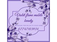 Mobile Beauty Therapist - Norwich Only