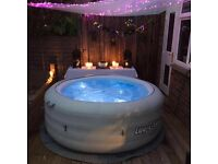 Hot Tub/Jacuzzi Hire - MGM Events
