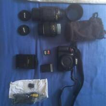 Nikon D5100 DSLR Camera + Lenses & Accessories Bakewell Palmerston Area Preview