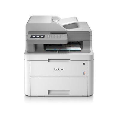 Brother DCP-L3550CDW Farblaser-Multifunktionsgerät A4, 3in1, Drucker,