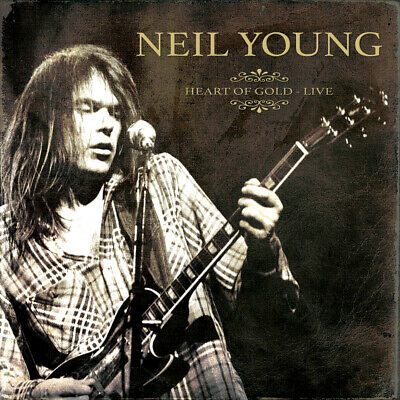 Neil Young Heart of Gold Live 10 x CD Box Set inc Cow Palace, Austin plus more