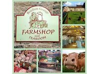 Full-time Butcher required to work in Award Winning Farm Shop