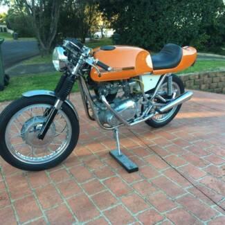 1971 Rickman Triumph 650cc Bonneyville