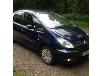 2006/55 D.I.E.S.E.L. PICASSO LX, M,O,T SEPT , NO ISSUE'S , 100K, CHEAP ''FAMILY CAR , !!