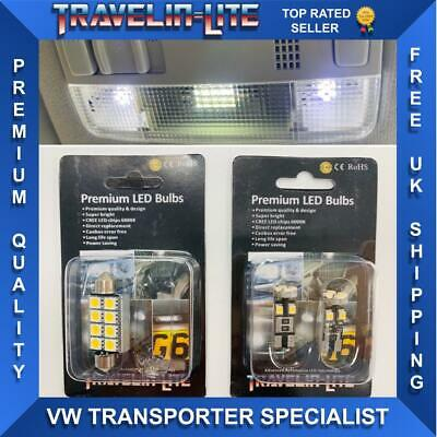 Car Parts -  T5 T5.1 T6 Transporter Map Reading Interior LED & Main Light LED Quality