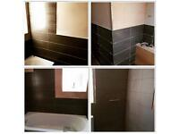 Bathrooms and kitchens fitting, tiling - highest quality, competitive prices !