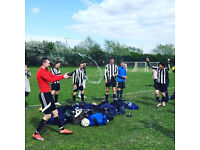 Ealing/West London Football Team looking for strong players and goalkeeper