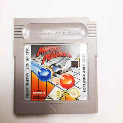 Spielen Cape (GameBoy | Marble Madness | NOE Nintendo Game Boy GB Spiel Mindscape)