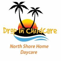 Drop In Childcare!