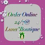 Luna Boutique Online