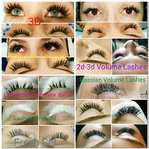 ♡$120 -3d -6d Russian Volume Lashes Perth Perth City Area Preview