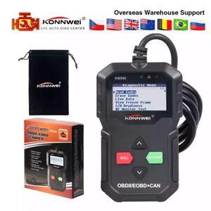 OBD2 Diagnostic Car Scanner Universal OBD 2 Reader KW590 Auto scanner Hallam Casey Area Preview
