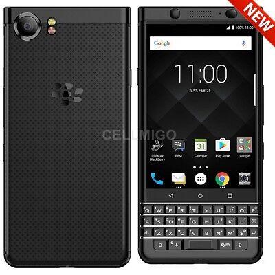 Blackberry KeyOne (64GB) 4G LTE Unlocked BB100-7 Dual Sim Limited Edition Black