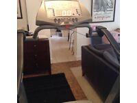 Reebok electric treadmill