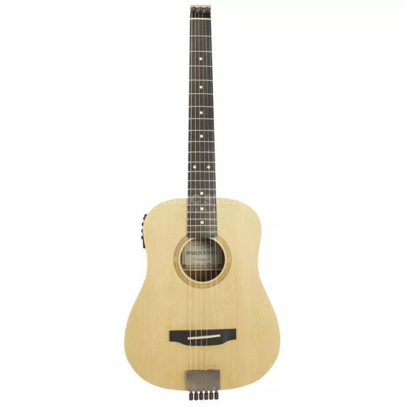 traveler guitar ag-105 eq, used *like nuw* traveling traveller small full size