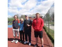 Tennis Club in the Heart of the High Peak