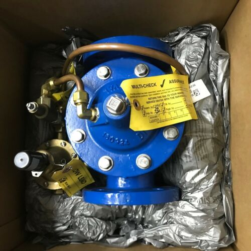 """2"""" Cla-val Pressure Reducing Valve Model 90-01AS Flanged CL150 90-01"""
