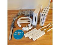 Nintendo Wii Console, Accessories and Games