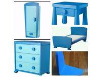 Ikea Boys Mammut Furniture Set