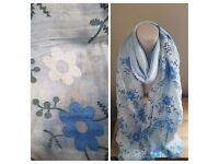 CLEARANCE STOCK - Ladies Lightweight Summer Scarves x 20 Open to offers