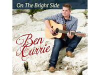 Ben Currie - On The Bright Side CD