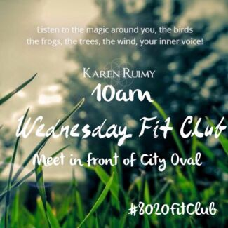 FREE Community Fitclub! Ballarat Central Ballarat City Preview