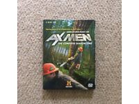 Axmen: The Complete Season 1 (3 Disc Set) DVD Boxset