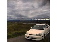 honda civic ek9 1997 pre facelift