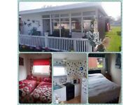 A perfect location and lovely holiday chalet for rent in Chapel St Leonards contact me for more info