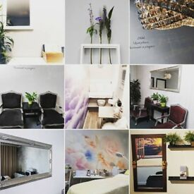 Beauty / Nail / Massage/ Classes - Flexible Rooms to LET from 6h per week!