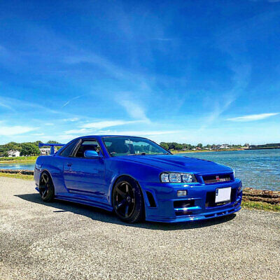 Z Tune GTR Style Wide Body Kit Conversion for Nissan Skyline R34 GTT for sale  Shipping to Ireland